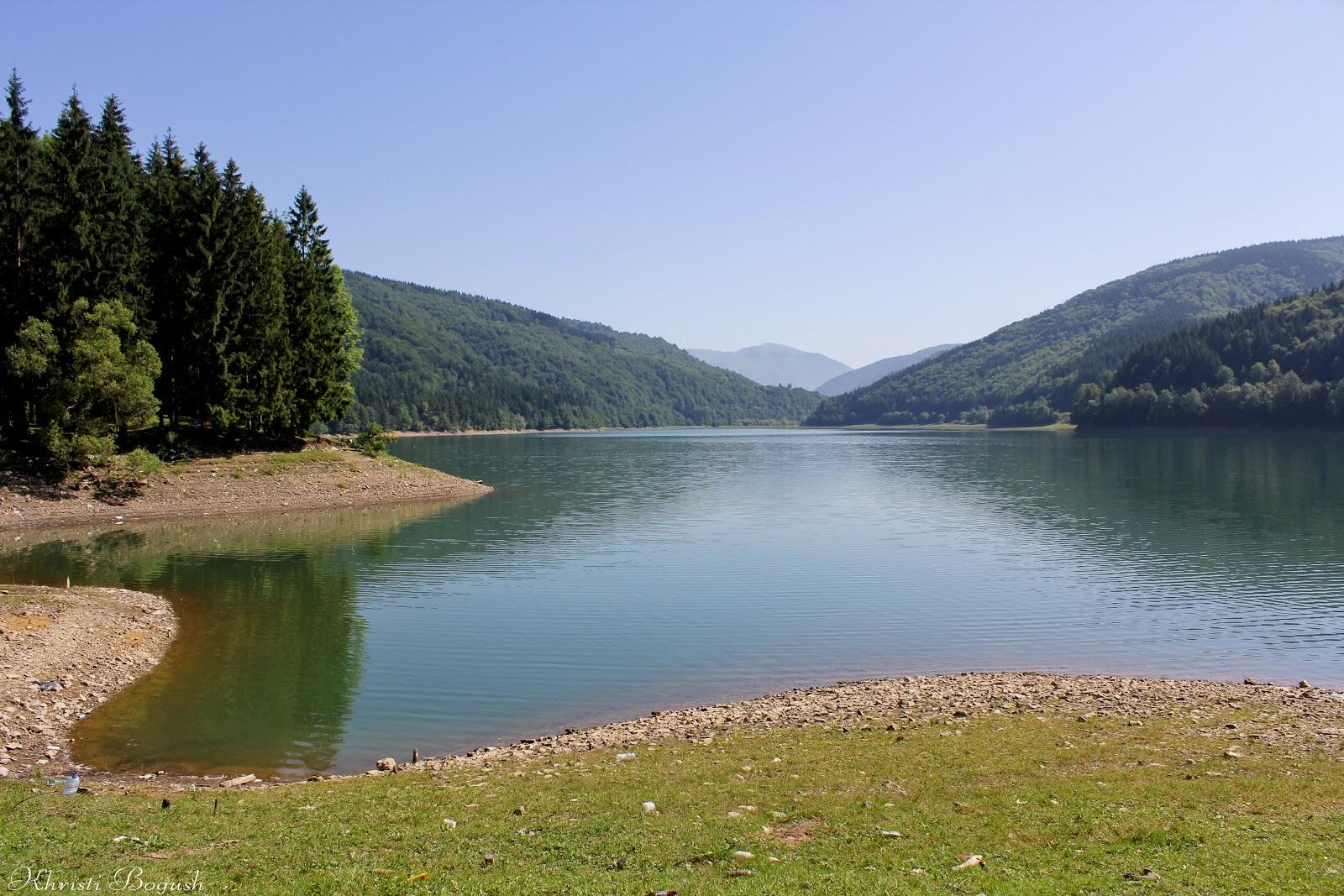 Тереблянське водосховище: мальовничий куточок Закарпаття