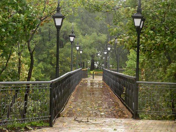 """Київський """"Міст закоханих"""" має  двійника у Європі"""