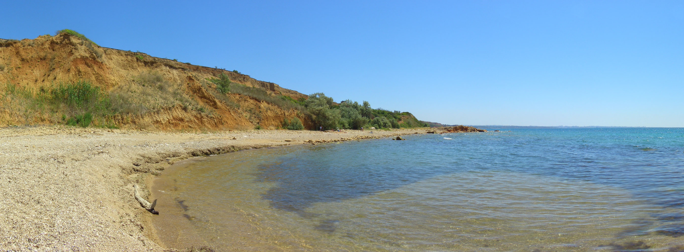Показать фото с дикого пляжа